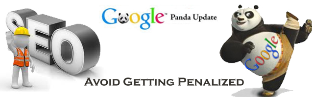Avoid Getting Penalized from Google Algorithm